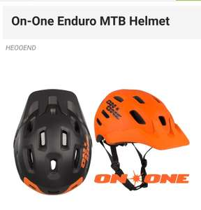 Planet X on one enduro MTB Helmet £16.99 delivered