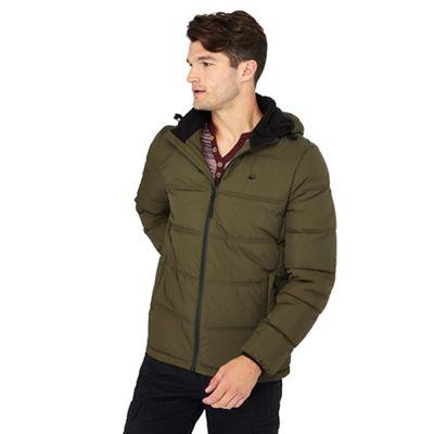 Mantaray - Khaki padded coat, £25.50 @ Debenhams- Free click and collect with code