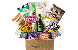 Get A Degustabox For Only £7.99 @ Degustabox (£4.56 via TCB)