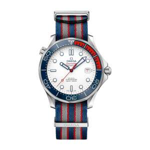 """THE SEAMASTER DIVER 300M """"COMMANDER'S WATCH"""" LIMITED EDITION £2975 @ Frazer Hart"""