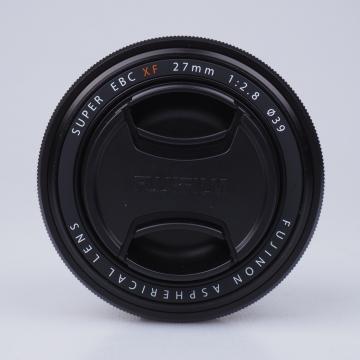 Fujifilm  Fujinon XF 27mm lens £108.99 at Eglobal