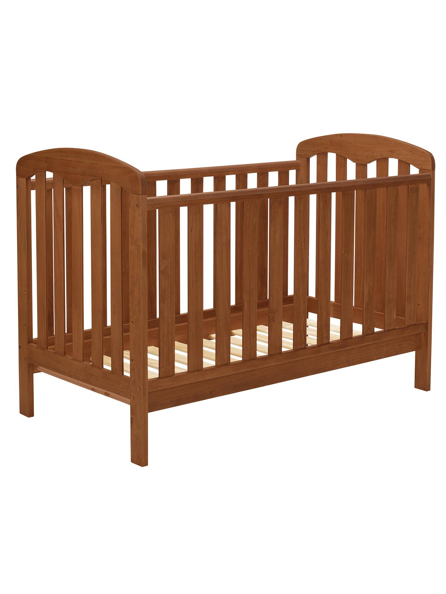 bundle of John Lewis & partners Nursery furniture cot bed, dresser, wardrobe £300 saving - £112.50