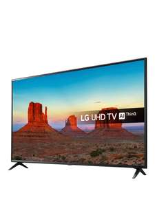 LG 55UK6300PLB 55' 4K HDR Smart LED TV £411.09 at Very with 12 months 0% BNPL