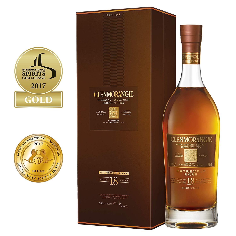 Glenmorangie 18 Year Old Whisky 70cl £69.33 @ Amazon