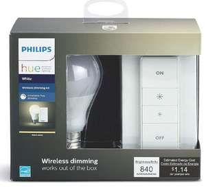 Philips hue E27 kit Price match with Wickes @Ao.com £20+ free delivery £20