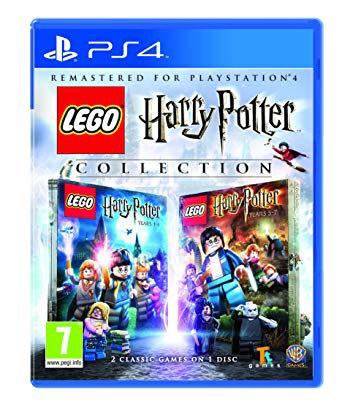 Lego Harry Potter / Batman 3 / The Hobbit / The Force Awakens / Marvel Avengers / Jurassic World / Marvel Super Heroes PS4 £4.61 @ PSN US