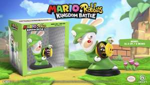 Mario & Rabbids Kingdom Battle: 6 Inch Figurine: Rabbid Luigi £4.99 at Forbidden Planet In-Store