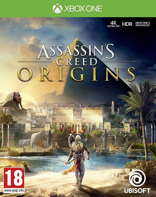 Assassin's Creed Origin (XBox/PS4) £15 + £2.99 delivery (Non Prime) @ Amazon