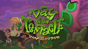 Day Of The Tentacle Remastered for £2.79 @GOG