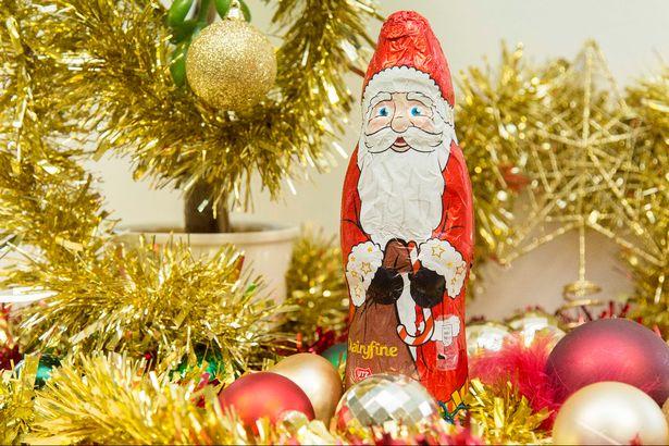 Aldi Milk Chocolate Reindeer & Santa figures now 15p each (INSTORE)