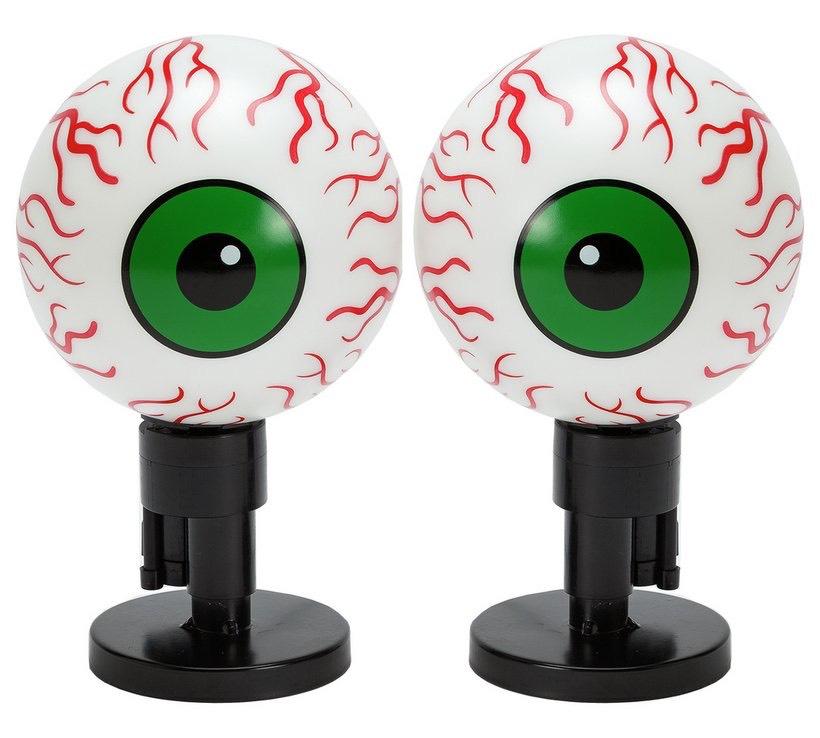 Halloween Animated Eyeballs - £1.80 @ Argos (free C&C)