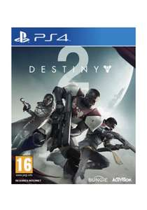 Destiny 2 (PS4) [New] - £2.95 Delivered @ TheGameCollection/eBay