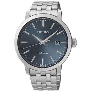 Seiko SRPA25K1 Men's Automatic Watch £116.10 + FREE P&P @ H Samuel
