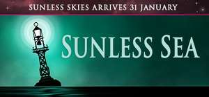 Sunless Sea (PC Game) on Sale at £3.50 on Steam