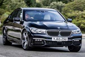 BMW 730d M Sport Saloon - Reduced to £55,676, Saving £17,754 and 0% finance from BMW Finance