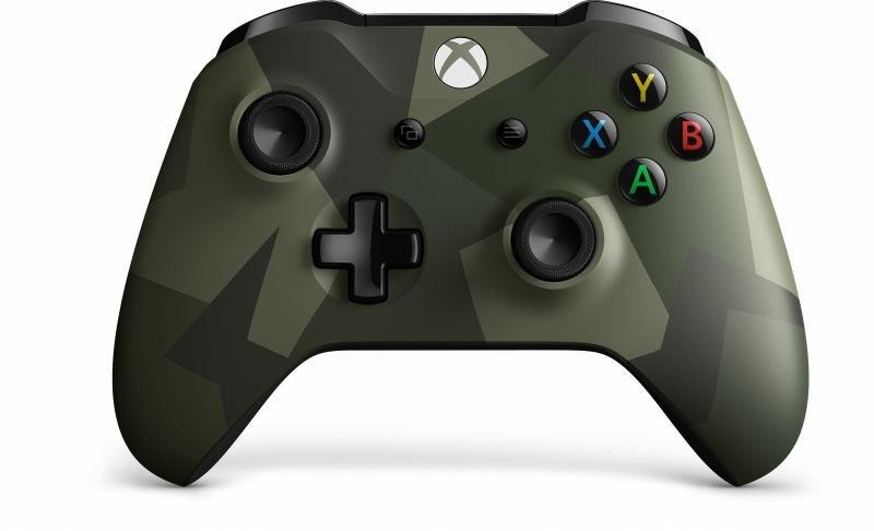 Xbox One Controller - Army Green - £52.97 @ Ebuyer