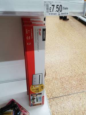 Secure flat screen starter kit in asda £7.50 (High Wycombe)