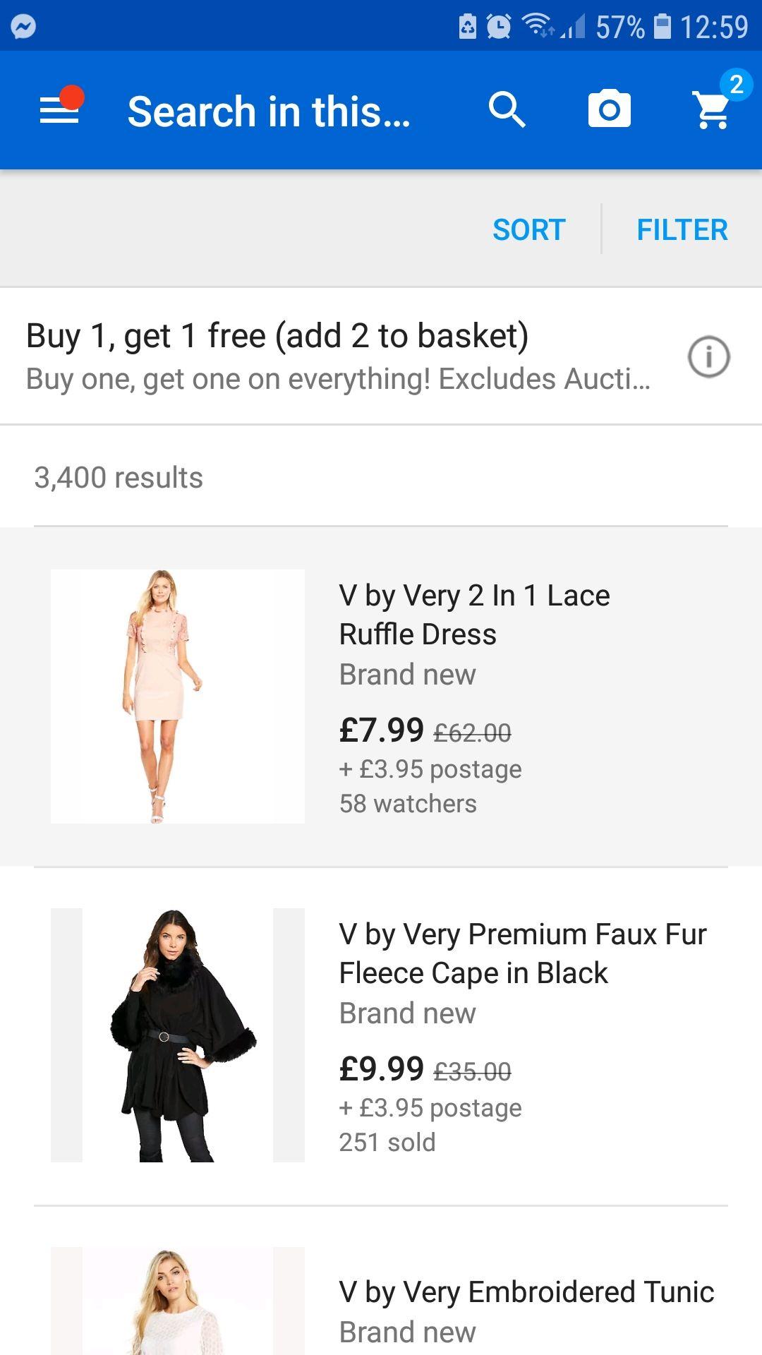 Very EBay Clearance BOGOF Offer Gift Toys Women's Kids Shoes Uniform