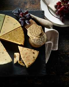 Fresh Cheese Lovers Box Online - Campbells Meat - £15.00 delivered with code