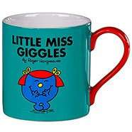 Mr Men & Little Miss Mugs Only £2.40 Free C&C choose from Mr Perfect Clever Tickle Messy Miss Chatterbox Giggles Trouble @ The Works