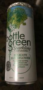 Bottle Green Sparkling Infusions 5 cans for a £1 at Heron Foods