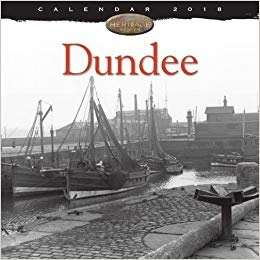 Dundee - Heritage Calendar 2019 - £3 @ The Works (Free C&C)