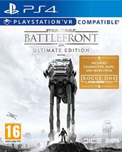 Star Wars Battlefront Ultimate Edition on PS Store - £3.99