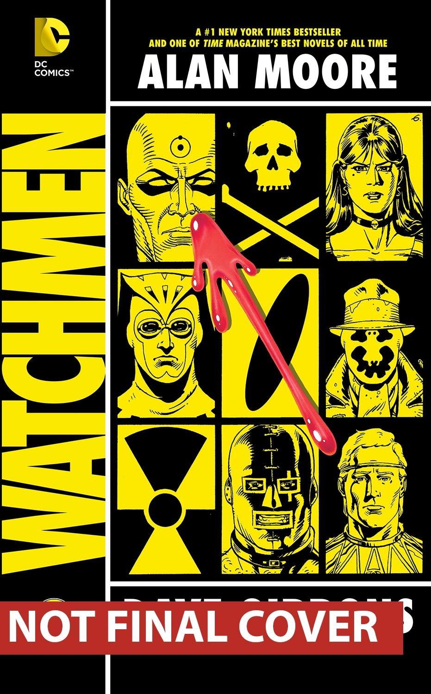Watchmen, International Edition Paperback £7.99 + £2.99 delivery (Non Prime) @ Amazon