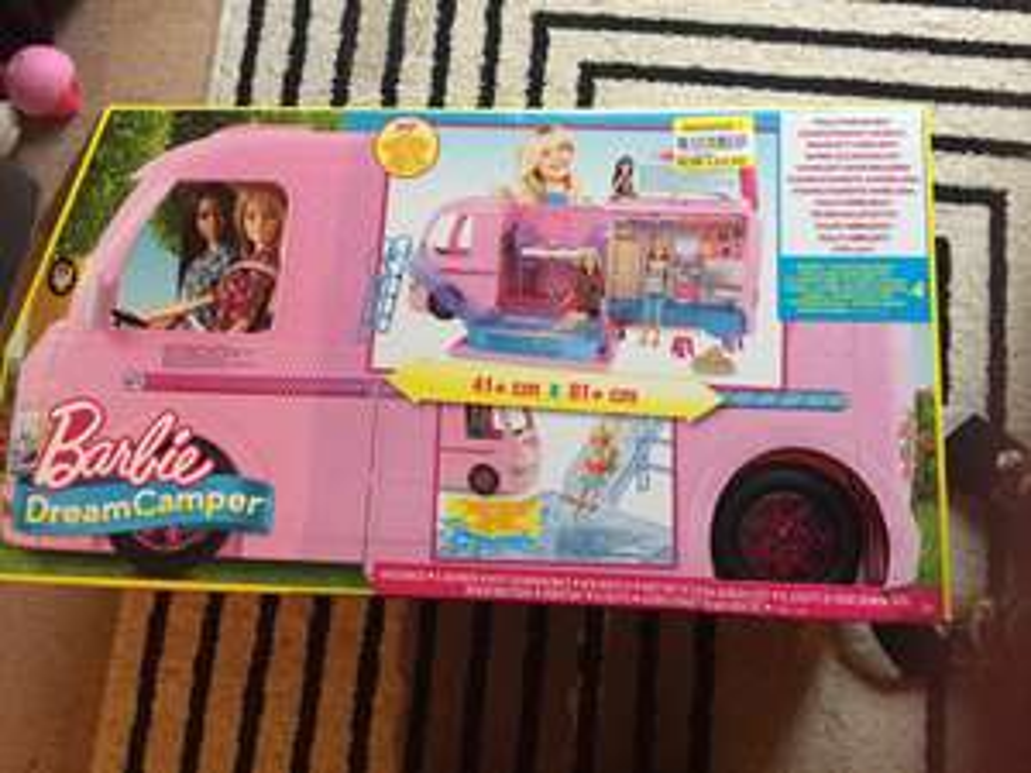 Barbie Dream Campervan - £22 instore @ Tesco (Telford)