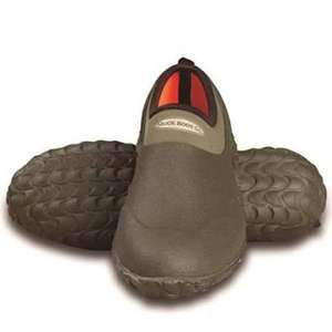 MEN'S EDGEWATER CAMP SHOES Reduced to £18 from £60 No size 10 @ Muck Boot Co
