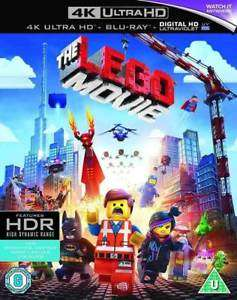 The Lego Movie - 4K Ultra HD + BLU-RAY + Digital HD Download - £7.99 @ ebay / 2009webuywesell Store