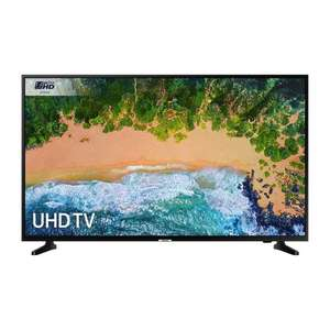 """Samsung UE50NU7020 50"""" 4K Ultra HD Smart LED TV in Black £379 + £4.99 delivery @CO-OP electricals (sorry if already posted)"""