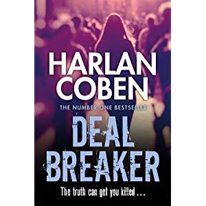 25 Harlan Coben Kindle Books 99p EACH @ Amazon