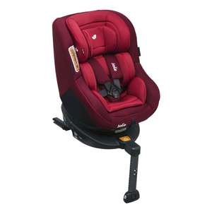 Joie Spin 360 Group 0+/1 Car Seat - Merlot / 2 Tone Black £166.25 @ Babys mart