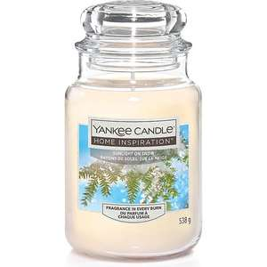 Large Yankee candle sunlight on snow £6 @ George Asda instore