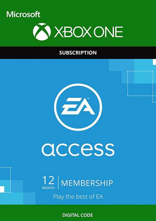 (Xbox One) 12 months EA Access £18.99 @ CDKeys