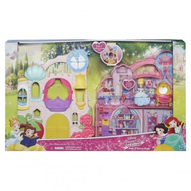 Disney Little Kingdom Carry castle £6.25 at Food Warehouse