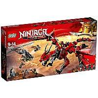 LEGO 70653 Ninjago Firstbourne Dragon Helicopter Toy @ Asda INSTORE £27.49 was £54.97