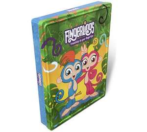 Fingerlings Activity Tin (includes toy) - £3 @ Argos