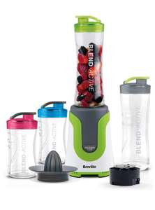 Breville Blend Active Colourmix Family Blender - £19.50 instore @ Sainsbury's