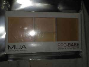 Mua pro-base cover + conceal set £1 @ Poundland