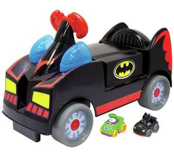 Fisher-Price DC Super Friends Batmobile Ride-On £14.99 at Argos