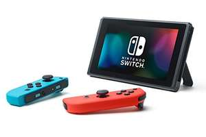Nintendo Switch Console - Neon Red And Neon Blue  £266 delivered @ Amazon France