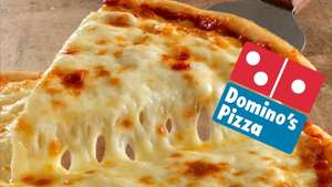Dominos - 50% Off Pizza working at Bayswater (London) - Poss nationwide