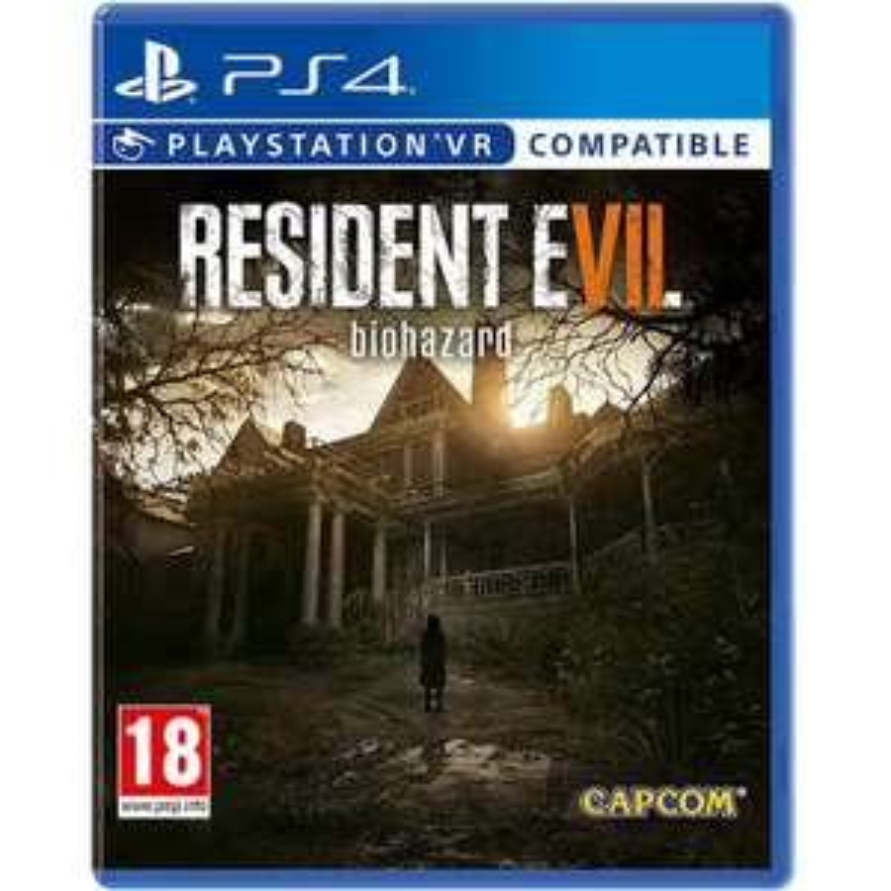 Resident Evil 7 Biohazard (Sony PS4/PSVR) £10.99 @ MyMemory