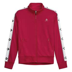 Womens Star Chevron Track Jacket - Cherry Red OR Black £24.24 delivered @ Converse