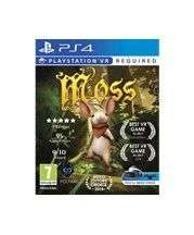 Moss PS4 Playstation VR (PSVR) £15.85 delivered @ Base