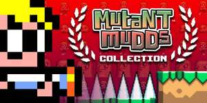 Mutant Mudds Collection Nintendo Switch UK eshop £2.19
