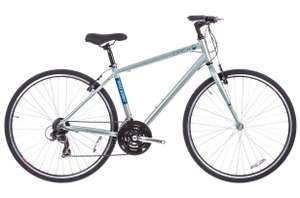 Raleigh Circa 1 2018 Hybrid Bike for £220 at Evans Cycles