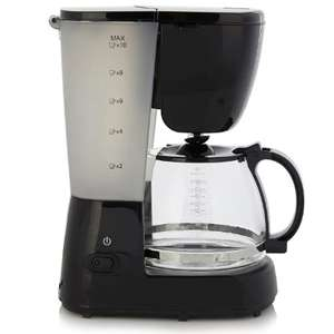 10 Cup Filter Coffee Machine £9 @ Asda George (Free C&C)